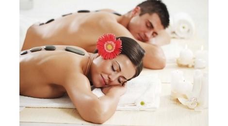 Hot Stone Massage Service Block