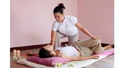 Thai Massage Service Block